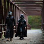 Pramuka Pergi Antargalaksi untuk Kampore Star Wars Ini