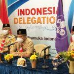 Pimpinan Kwarnas Hadiri Pertemuan Pimpinan Organisasi Kepramukaan Se-Asia Pasifik