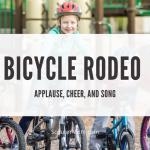 Tepuk Tangan, Sorak, dan Lagu Rodeo Sepeda