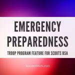 Fitur Program Pasukan Kesiapsiagaan Darurat untuk Pramuka BSA