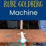 Cara Membangun Mesin Rube Goldberg