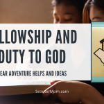 Bear Fellowship dan Duty to God Adventure Membantu dan Dokumen