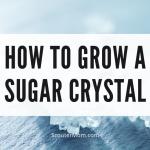 Cara Menumbuhkan Kristal Gula