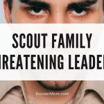 Pemimpin Mengancam Keluarga Pramuka