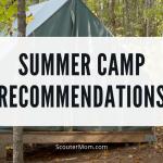 Rekomendasi Kamp Musim Panas