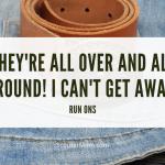 Berlari: Mereka Ada di Semua dan Di Sekitar! Saya Tidak Bisa Pergi!