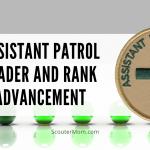 Asisten Pemimpin Patroli dan Peningkatan Pangkat