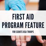 Fitur Program Pertolongan Pertama untuk Pasukan BSA Pramuka