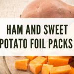 Resep Paket Ham dan Ubi Jalar Foil