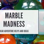 Bear Marble Madness Adventure: Bantuan dan Dokumen Cub Scout