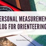 Log Pengukuran Pribadi untuk Orienteering