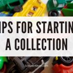 Tips untuk Memulai Koleksi