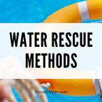 Metode Penyelamatan Air