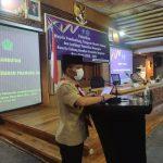 Lantik Pengurus Kwarcab Denpasar, Ketua Kwarda Bali Harapan Kegiatan yang Inovatif dan Kreatif