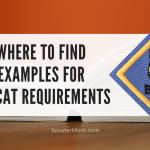 Dimana Menemukan Contoh untuk Persyaratan Bobcat