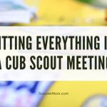 Menyesuaikan Segalanya dalam Pertemuan Pramuka