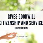 Memberikan Rencana Pertemuan Paket Goodwill (Kewarganegaraan dan Layanan)