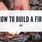 Cara Membuat Skit Api
