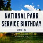 Ulang Tahun Layanan Taman Nasional