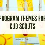Tema Program untuk Pramuka