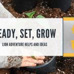 Ready Set Grow Lion Adventure: Bantuan dan Ide Cub Scout