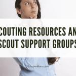 Sumber Daya Pramuka dan Kelompok Pendukung Pramuka