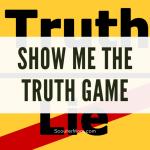 Tunjukkan padaku Permainan Kebenaran