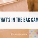 Apa yang ada di dalam tas permainan
