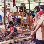 Bulan Bakti Pramuka, Kwarcab Kota Semarang Gelar Kegiatan Bedah Rumah