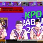 Sebanyak 82 Orang Pembina Pramuka se-Jawa Barat Ikut KPD