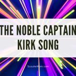 Lagu Kapten Kirk yang Mulia
