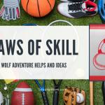 Wolf Paws of Skill Adventure: Bantuan dan Ide Cub Scout
